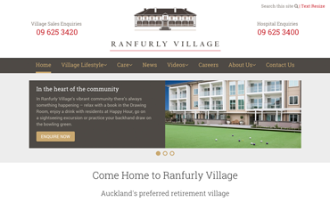 Ranfurly Village