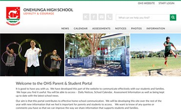 My Onehunga High School