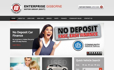 Enterprise Cars - Gisborne